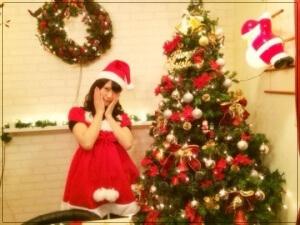 少女,クリスマスツリー,画像